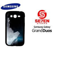 Casing HP Samsung Grand Duos Batman V Superman wallpaper Custom Hardca