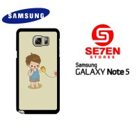 Casing HP Samsung Galaxy Note 5 couple 1 Custom Hardcase