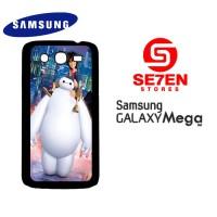 Casing HP Samsung Mega 5,8 Big Hero 6 Baymax 2 Custom Hardcase