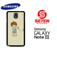 Casing HP Samsung Galaxy Note 3 couple 1 Custom Hardcase
