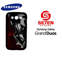 Casing HP Samsung Grand Duos Darth Vader Star Wars Illus Custom Hardca