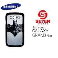Casing HP Samsung Grand Neo Batman Arkham Origin Custom Hardcase