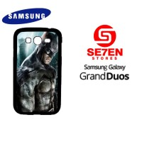 Casing HP Samsung Grand Duos Batman arkham city Custom Hardcase Cover