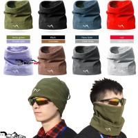 kupluk masker thermal polar benie hat multifungsi neck mask
