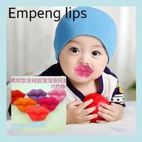 empeng bibir / empeng lips / empeng abyi / baby pacifier