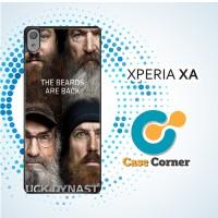Casing HP Sony Xperia XA Duck Dynasty