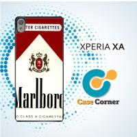 Casing HP Sony Xperia XA Marlboro Cigarette