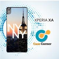 Casing HP Sony Xperia XA New York