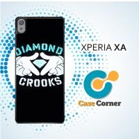 Casing HP Sony Xperia XA Diamond Crooks