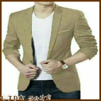 Outerwear - Blazer Zara Man Cream - Jas Berkualitas 173