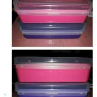 SALE PROMO! Tupperware Mini Signature 2pcs / Tupperware Murah