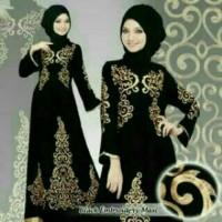 Jual abaya/ gamis plus pasmina Murah