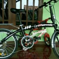 Sepeda Lipat Airwalk