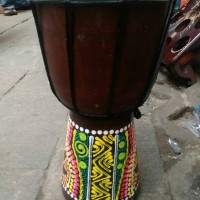 Jimbe Alat Musik Tradisional Tabuh Tinggi 30 cm Harga Murah