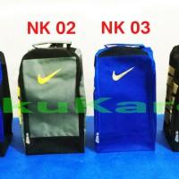 Tas Sepatu Olahraga Nike Futsal, Basket, Volly, Bola, Running ~ PROMO