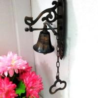 lonceng pintu 1/hiasan pintu/bel rumah shabby chic