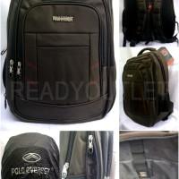 tas ransel laptop merk Polo Everest 7266