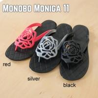 Sandal Jepit Wanita Jelly Karet- Monobo Moniga 11