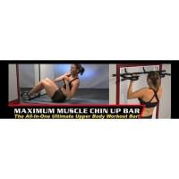 Jual Iron Gym Extreme Alat Pull Up Pintu Murah