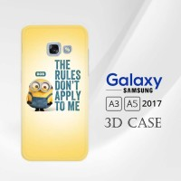 Casing 3D Full Print Samsung Galaxy A3 & A5 2017 A Cute Collection Of