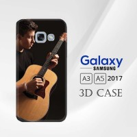Casing 3D Full Print Samsung Galaxy A3 & A5 2017 Shawn Mendez Playing