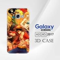 Casing 3D Full Print Samsung Galaxy A3 & A5 2017 Wallpaper One Piece X