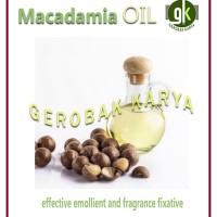 Macadamia Oil | Pure 100% Cosmetic Grade | 50 gr