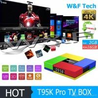 Full aplikasi Android Tv Box T95K Pro S912 2GB 16GB
