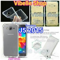 Softcase AntiCrack Samsung J5 2015 Anti Crack Shock Case Samsung J 5
