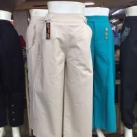Murah Meriah Celana Panjang Bawahan Wanita Celana Kulot Allsize
