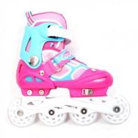 harga Cougar Inline Skate W/abec7 (38-41) Mzs835lsg-pk/pp-055000176 Tokopedia.com
