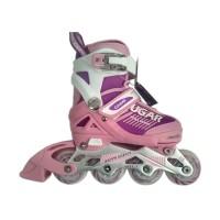 harga Cougar Inline Skate W/abec7 (38-41) Mzs853-pk/pp-055000201 Tokopedia.com