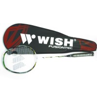 harga Wish Raket Badminton Glosy Fusiontec 997-muscle 007001212 Tokopedia.com