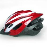 harga Trq Helmet For Bicycle (red) Hs-058c-057000029 Tokopedia.com