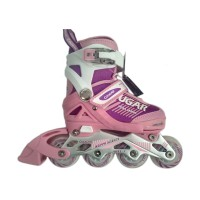 harga Cougar Inline Skate W/abec7 (30-33) Mzs853-pk/pp-055000199 Tokopedia.com
