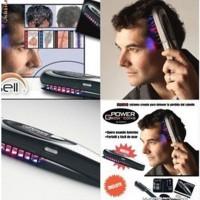 Jual Power Grow Comb / sisir laser untuk mengatasi rambut ro Diskon Murah
