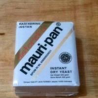 mauripan ragi instan dry instant yeast