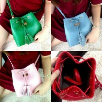 Furla Bucket Bag small /Tas wanita murah Branded