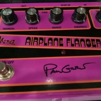 ibanez airplane flanger af2 paul gilbert signatur effect pedal