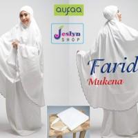 Jual Exclusive Mukena FARIDA / ORI KATUN JEPANG / grosir / best seller Murah