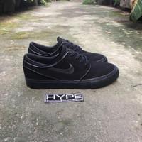 "Nike SB Zoom Stefan Janoski ""All Black"""
