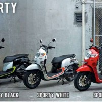 kredit motor baru honda scoopy @bandung