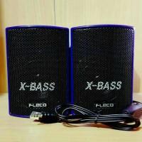 Speaker komputer fleco f 018 X-Bass