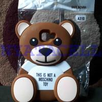 Case 4D Teddy Bear Samsung A3 2016 A310 /Karakter/Rubber/Moschino