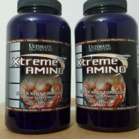 ULTIMATE NUTRITION XTREME AMINO 330 TABS FLAVOURED WHEY PROTEIN AMINO
