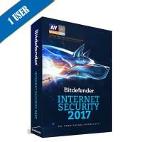 Bitdefender Internet Security 2017 1 Year / 1PC