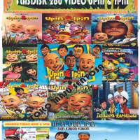 FLASDISK 16 GB BONUS 260 VIDEO UPIN DAN IPIN