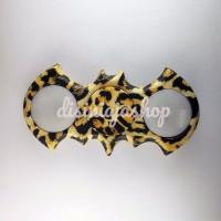 NEW Fidget Spineer Batman Motif Unik dengan Lampu / hand spinner led