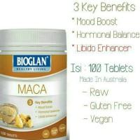 Bioglan Superfoods Maca 100 Tabs Mood Boost Hormon Balance Libido