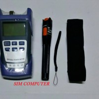 FTTH Optical Power Meter -70 + 10dBm & 10mW 10km Visual Fault Locator